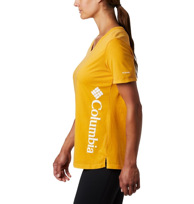 CSC™ W Pigment Tee | 757 | XL CSC™ Pigment T-Shirt für Damen, Raw Honey, a2