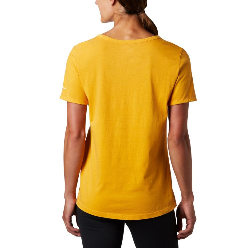 CSC™ W Pigment Tee | 757 | XL CSC™ Pigment T-Shirt für Damen, Raw Honey, back