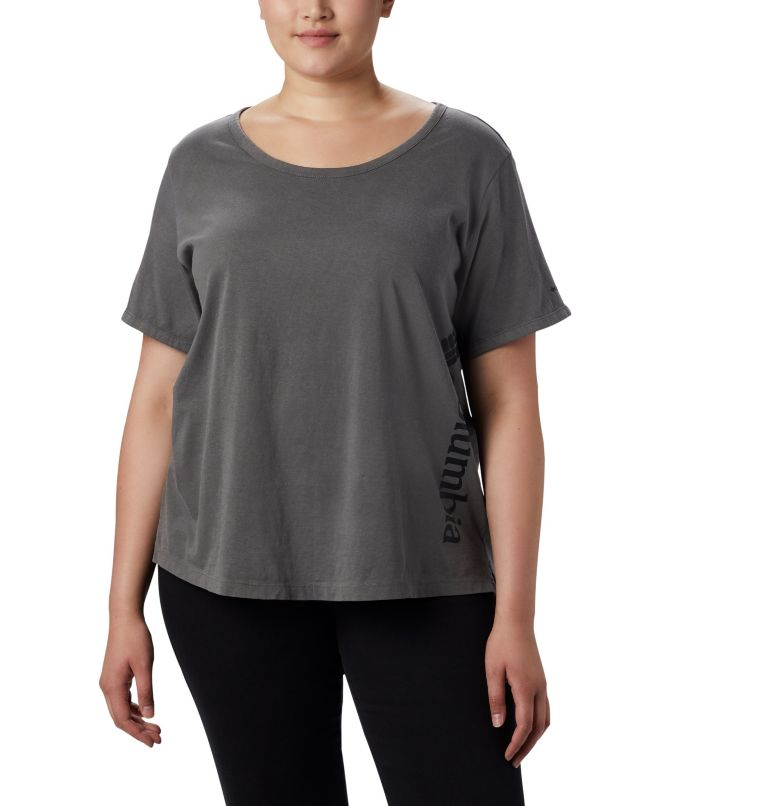 Women's CSC™ Pigment Tee—Plus Size Women's CSC™ Pigment Tee—Plus Size, front