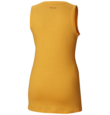 Débardeur June Day™ pour femme — Grandes tailles June Day™ Tank | 756 | 1X, Raw Honey Heather, back