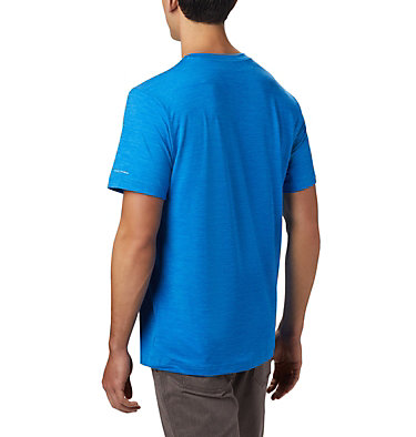 Men's Tech Trail™ II V-Neck Tech Trail™ II V Neck | 463 | M, Azure Blue, back