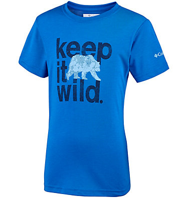 T-shirt Mini Ridge™ da bambino , front