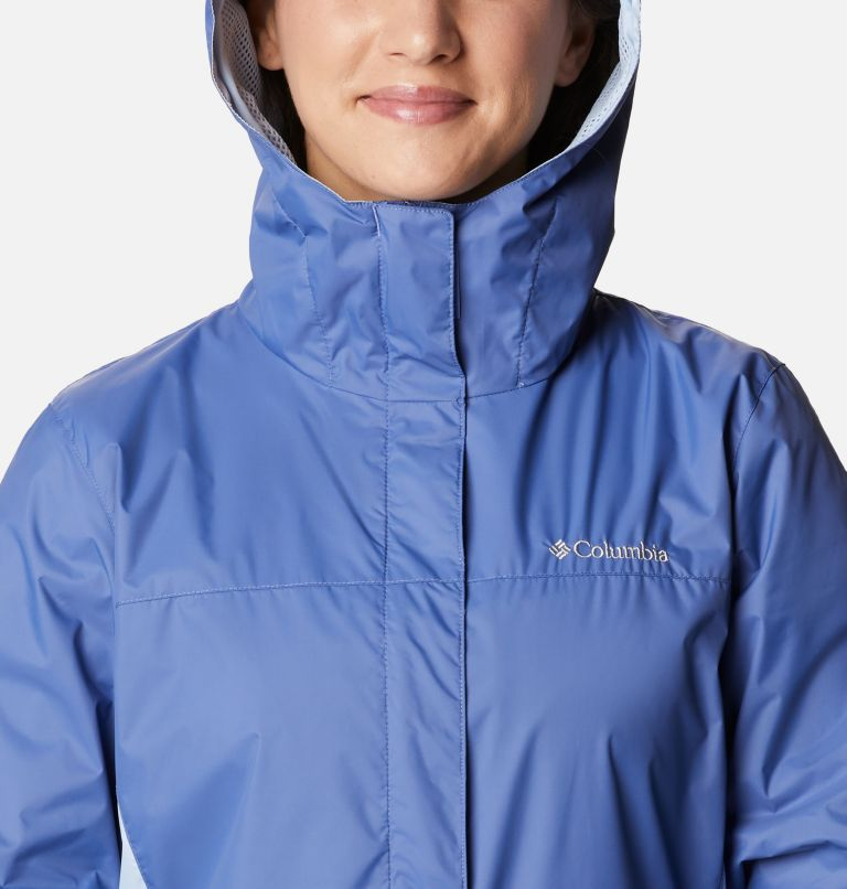 Summit Lake™ Jacket   593   M Women's Summit Lake™ Jacket, Eve, Faded Sky, a2