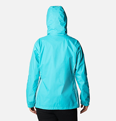 Women's Summit Lake™ Jacket Summit Lake™ Jacket | 732 | L, Geyser, Iceberg, back