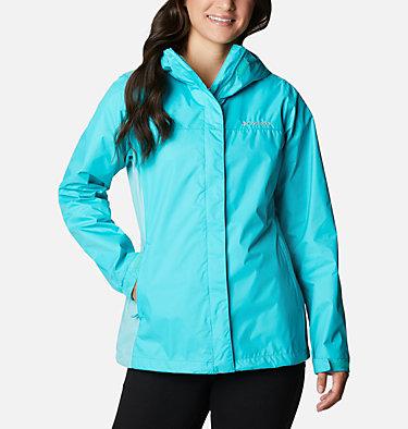 Women's Summit Lake™ Jacket Summit Lake™ Jacket | 732 | L, Geyser, Iceberg, front