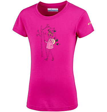 Girl's Little Canyon™ Short Sleeve Tee Shirt , front