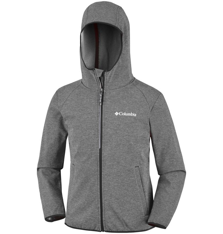 Heather Canyon™ Softshell-Jacke Junior Heather Canyon™ Softshell-Jacke Junior, a1