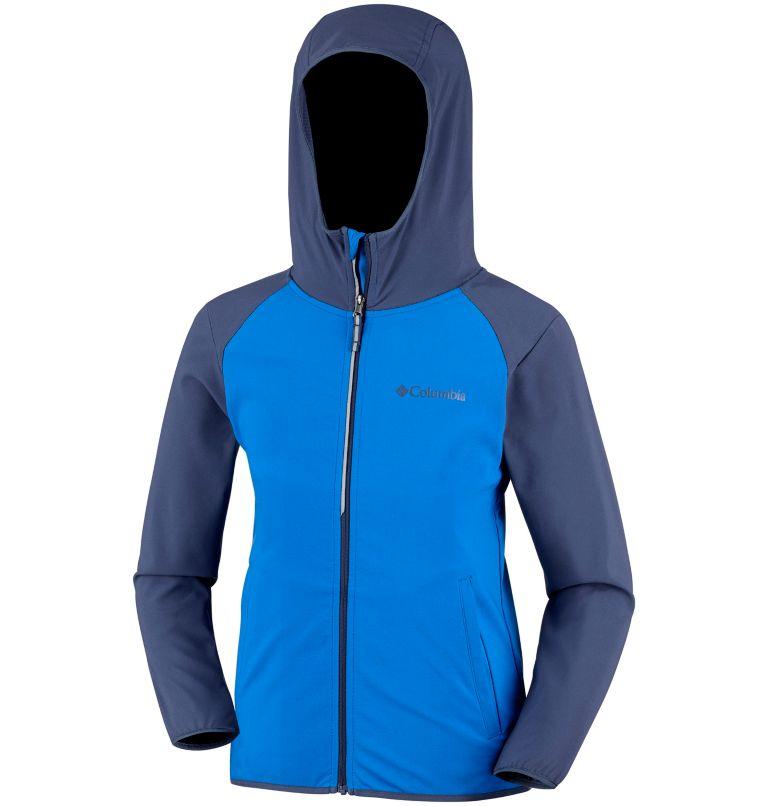 Youth Heather Canyon™ Softshell Jacket Youth Heather Canyon™ Softshell Jacket, a1
