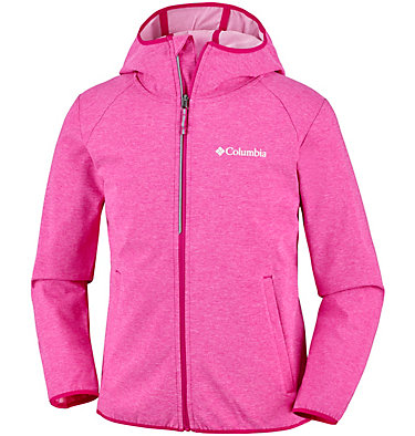 Youth Heather Canyon™ Softshell Jacket , front