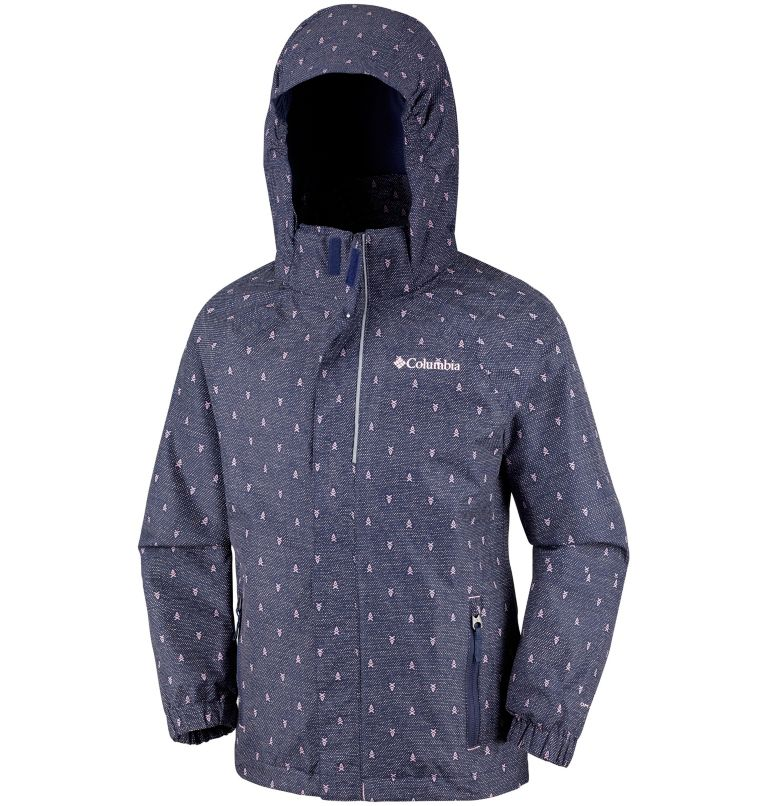 Holly Peak™ Shell | 466 | L Youth Holly Peak™ Shell, Nocturnal Campfire Print, a1