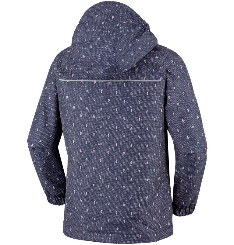 Holly Peak™ Shell | 466 | L Youth Holly Peak™ Shell, Nocturnal Campfire Print, back