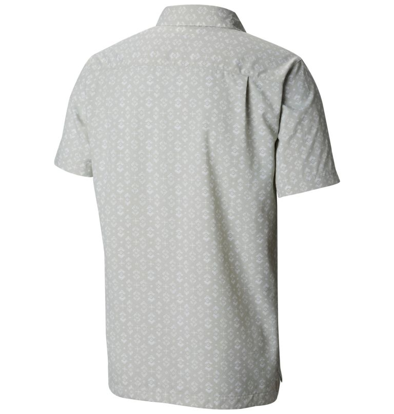Men's Pilsner Peak™ II Print Short Sleeve Shirt Men's Pilsner Peak™ II Print Short Sleeve Shirt, back
