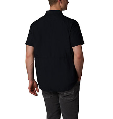 Men's Silver Ridge™ 2.0 Short Sleeve Shirt Silver Ridge™ 2.0 Short Sleeve Shirt | 449 | XL, Black, back
