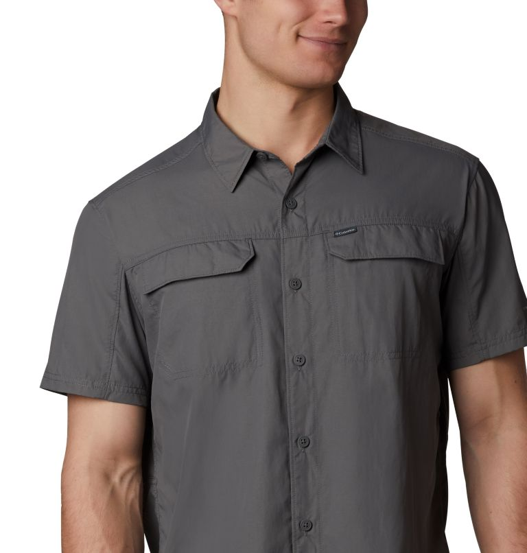 Silver Ridge™ 2.0 Short Sleeve Shirt | 023 | XXL Men's Silver Ridge™ 2.0 Short Sleeve Shirt, City Grey, a1