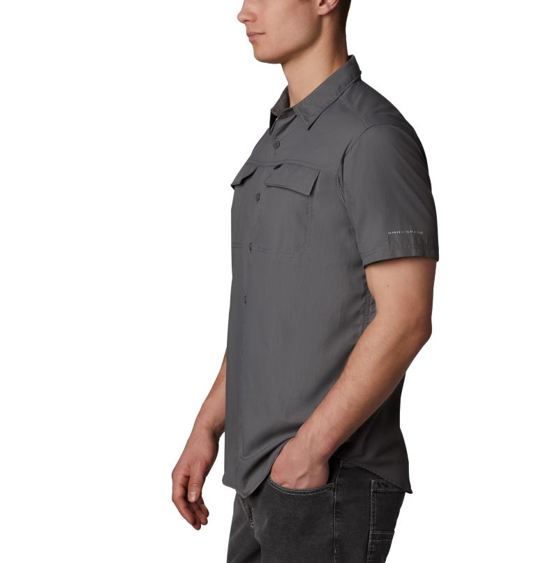 Silver Ridge™ 2.0 Short Sleeve Shirt | 023 | XL Men's Silver Ridge™ 2.0 Short Sleeve Shirt, City Grey, a2