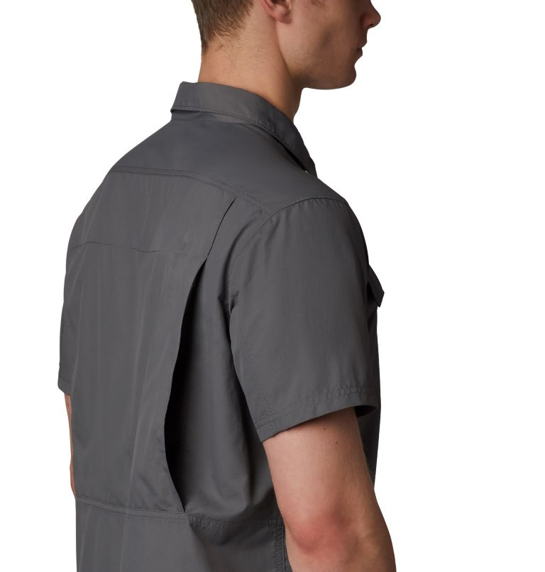 Silver Ridge™ 2.0 Short Sleeve Shirt | 023 | XXL Men's Silver Ridge™ 2.0 Short Sleeve Shirt, City Grey, a3