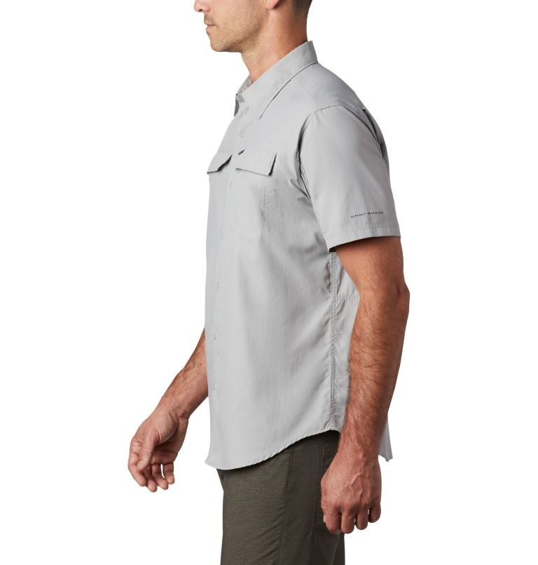 Silver Ridge™ 2.0 Short Sleeve Shirt | 039 | L Men's Silver Ridge™ 2.0 Short Sleeve Shirt, Columbia Grey, a1