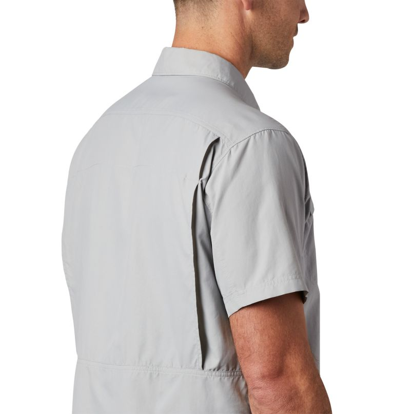 Silver Ridge™ 2.0 Short Sleeve Shirt | 039 | L Men's Silver Ridge™ 2.0 Short Sleeve Shirt, Columbia Grey, a3