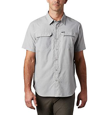 Men's Silver Ridge™ 2.0 Short Sleeve Shirt Silver Ridge™ 2.0 Short Sleeve Shirt | 039 | L, Columbia Grey, front