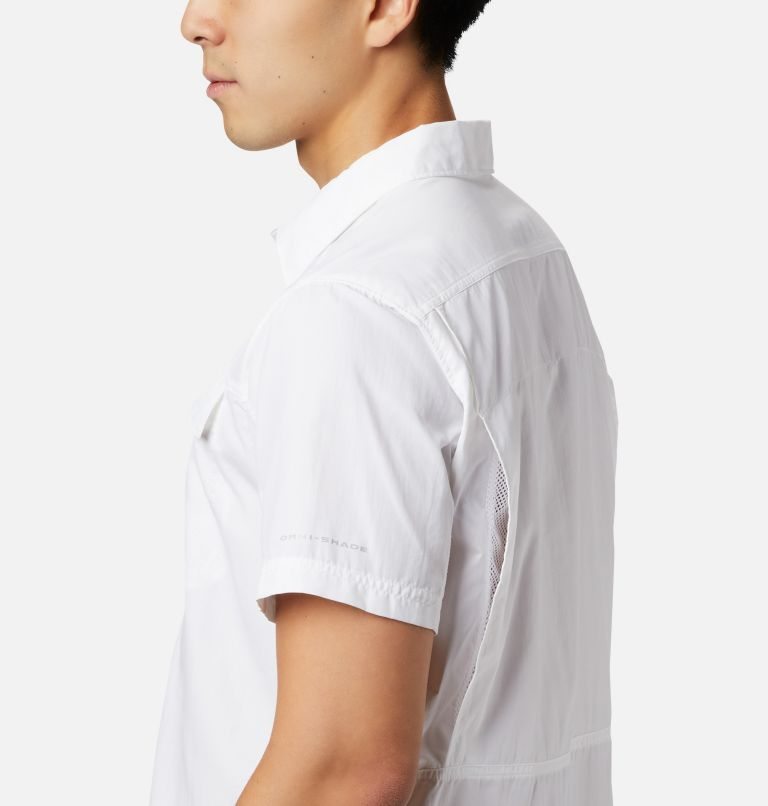Silver Ridge™ 2.0 Short Sleeve Shirt | 100 | XL Men's Silver Ridge™ 2.0 Short Sleeve Shirt, White, a2