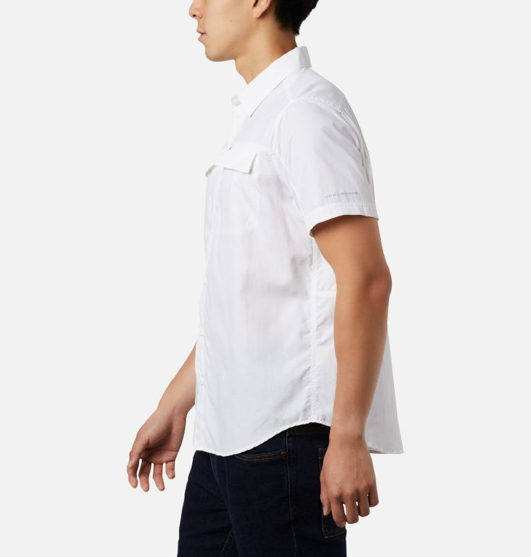 Silver Ridge™ 2.0 Short Sleeve Shirt | 100 | XL Men's Silver Ridge™ 2.0 Short Sleeve Shirt, White, a3