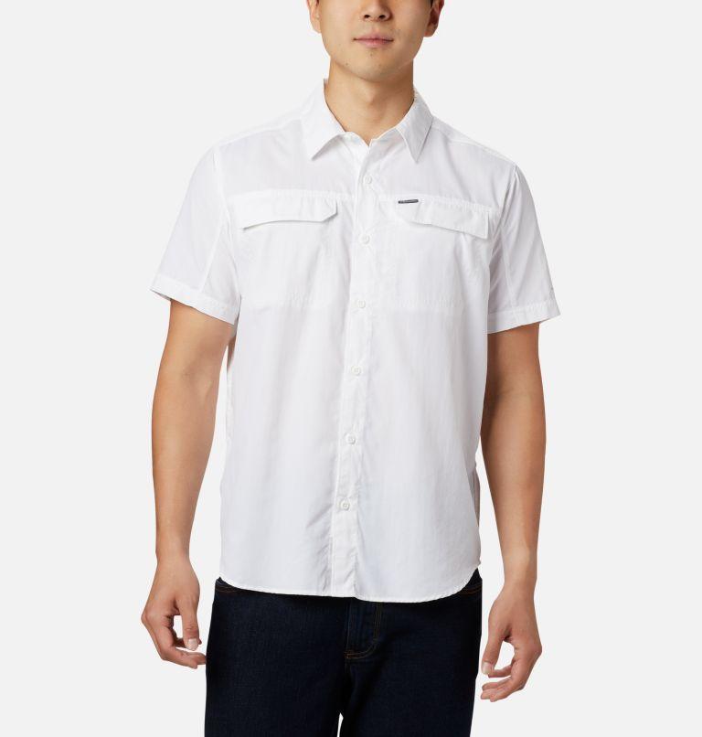 Silver Ridge™ 2.0 Short Sleeve Shirt | 100 | XL Men's Silver Ridge™ 2.0 Short Sleeve Shirt, White, front