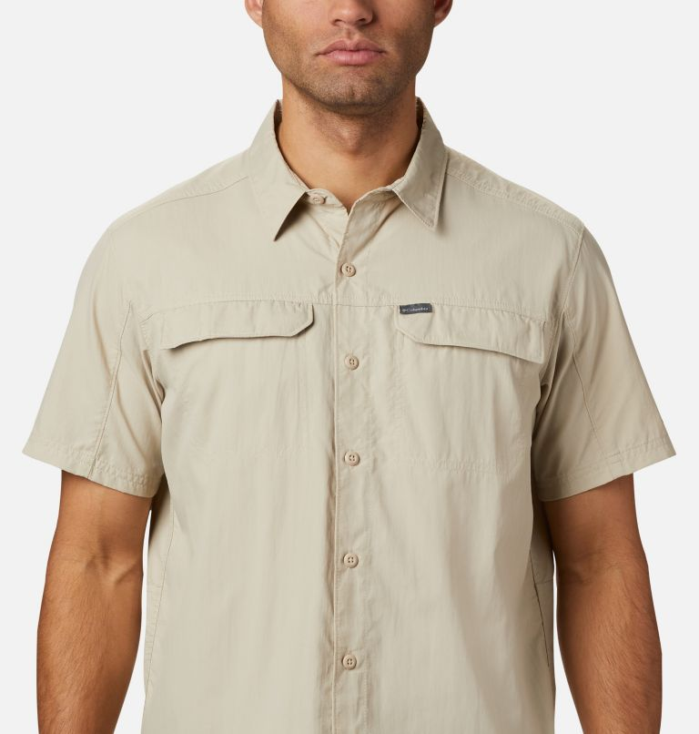 Silver Ridge™ 2.0 Short Sleeve Shirt | 160 | L Men's Silver Ridge™ 2.0 Short Sleeve Shirt, Fossil, a1