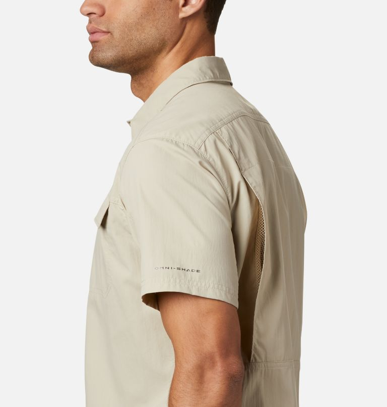 Silver Ridge™ 2.0 Short Sleeve Shirt | 160 | L Men's Silver Ridge™ 2.0 Short Sleeve Shirt, Fossil, a2