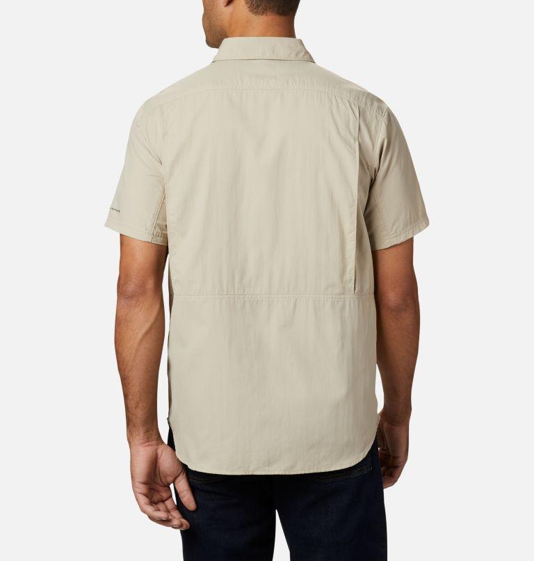 Silver Ridge™ 2.0 Short Sleeve Shirt | 160 | S Men's Silver Ridge™ 2.0 Short Sleeve Shirt, Fossil, back