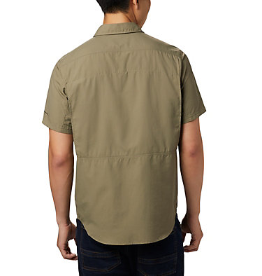 Men's Silver Ridge™ 2.0 Short Sleeve Shirt Silver Ridge™ 2.0 Short Sleeve Shirt | 449 | XL, Sage, back