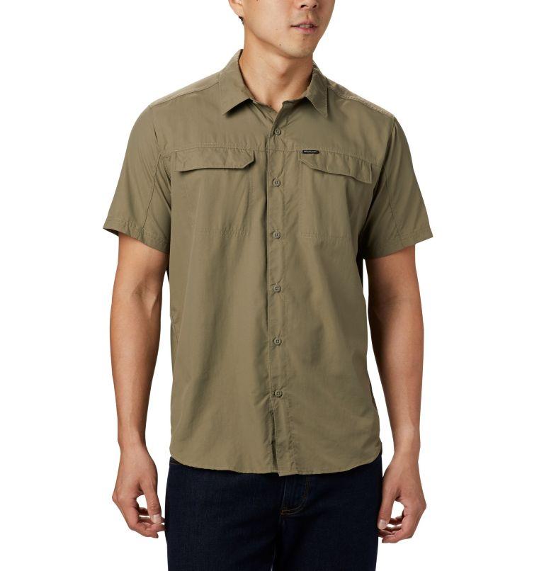 Chemise à manches courtes Silver Ridge™ 2.0 pour homme Chemise à manches courtes Silver Ridge™ 2.0 pour homme, front