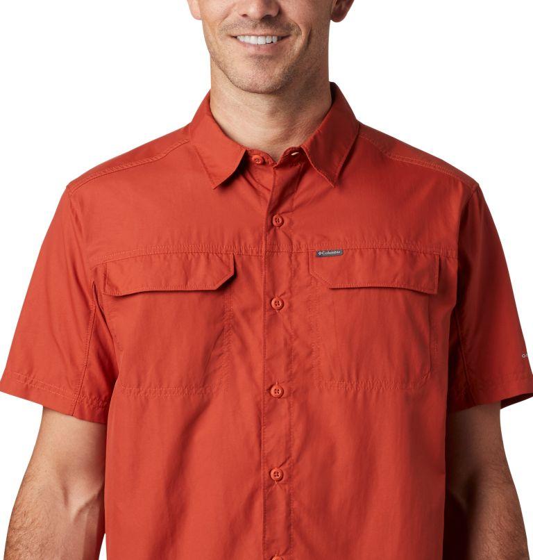 Silver Ridge™ 2.0 Short Sleeve Shirt | 835 | L Men's Silver Ridge™ 2.0 Short Sleeve Shirt, Carnelian Red, a2