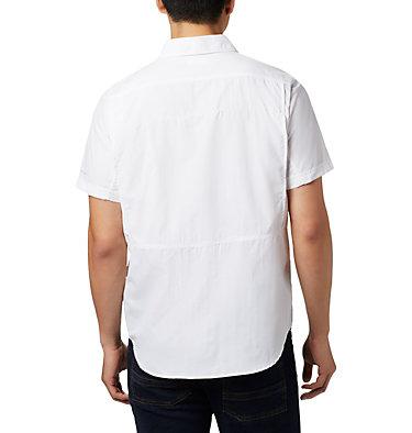Men's Silver Ridge™ 2.0 Short Sleeve Shirt—Big Silver Ridge™ 2.0 Short Sleeve Shirt | 100 | 1X, White, back