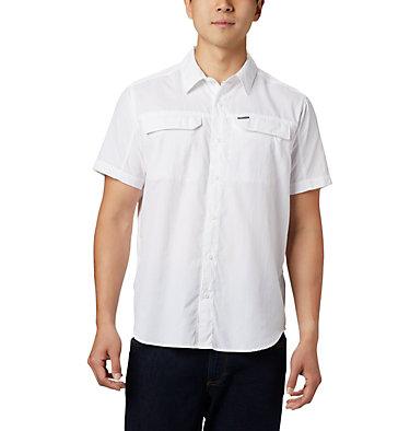 Men's Silver Ridge™ 2.0 Short Sleeve Shirt—Tall Silver Ridge™ 2.0 Short Sleeve Shirt | 464 | 4XT, White, front