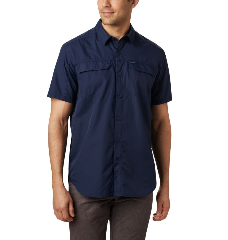 Men's Silver Ridge™ 2.0 Short Sleeve Shirt—Tall Men's Silver Ridge™ 2.0 Short Sleeve Shirt—Tall, front
