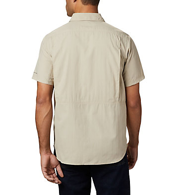 Chemise Manches Courtes Silver Ridge™ 2.0 Homme Silver Ridge™ 2.0 Short Sleeve Shirt | 039 | L, Fossil, back