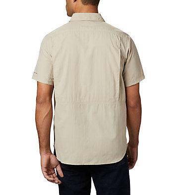 Men's Silver Ridge™ 2.0 Short Sleeve Shirt Silver Ridge™ 2.0 Short Sleeve Shirt | 039 | L, Fossil, back