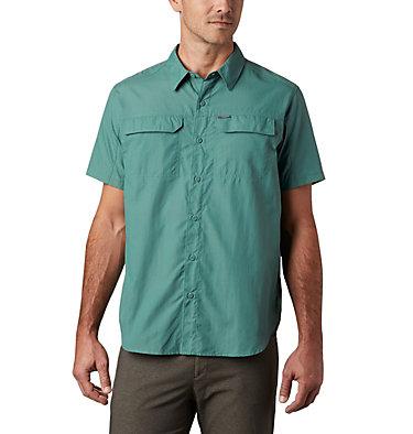 Camisa Silver Ridge™ 2.0 para hombre Silver Ridge™ 2.0 Short Sleeve Shirt | 039 | L, Thyme Green, front