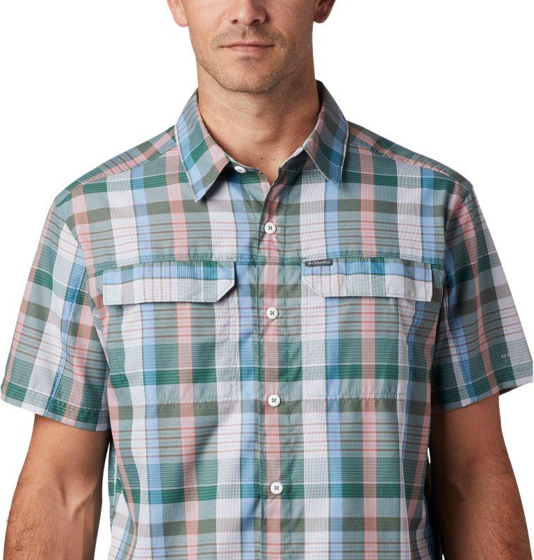 Men's Silver Ridge™ 2.0 Multi Plaid Short Sleeve Shirt Men's Silver Ridge™ 2.0 Multi Plaid Short Sleeve Shirt, a2