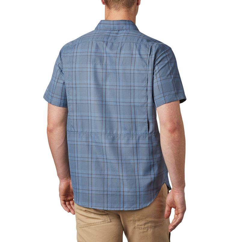Men's Silver Ridge™ 2.0 Multi Plaid Short Sleeve Shirt Men's Silver Ridge™ 2.0 Multi Plaid Short Sleeve Shirt, back