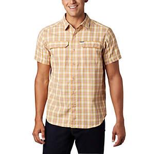Men's Silver Ridge™ 2.0 Multi Plaid Short Sleeve Shirt