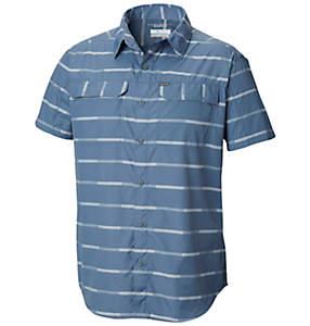 Men's Silver Ridge™ 2.0 Multi Plaid Short Sleeve Shirt—Big