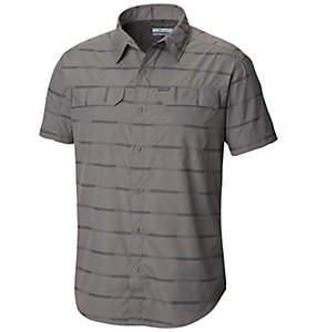 Men's Silver Ridge™ 2.0 Multi Plaid Short Sleeve Shirt - Tall