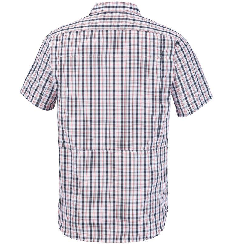Camicia a maniche corte con motivo scozzese Silver Ridge™ 2.0 da uomo Camicia a maniche corte con motivo scozzese Silver Ridge™ 2.0 da uomo, back