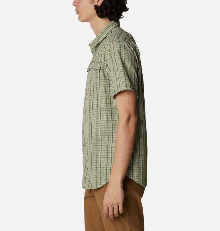 Camisa de manga corta a cuadros Silver Ridge™ 2.0 para hombre Camisa de manga corta a cuadros Silver Ridge™ 2.0 para hombre, a1