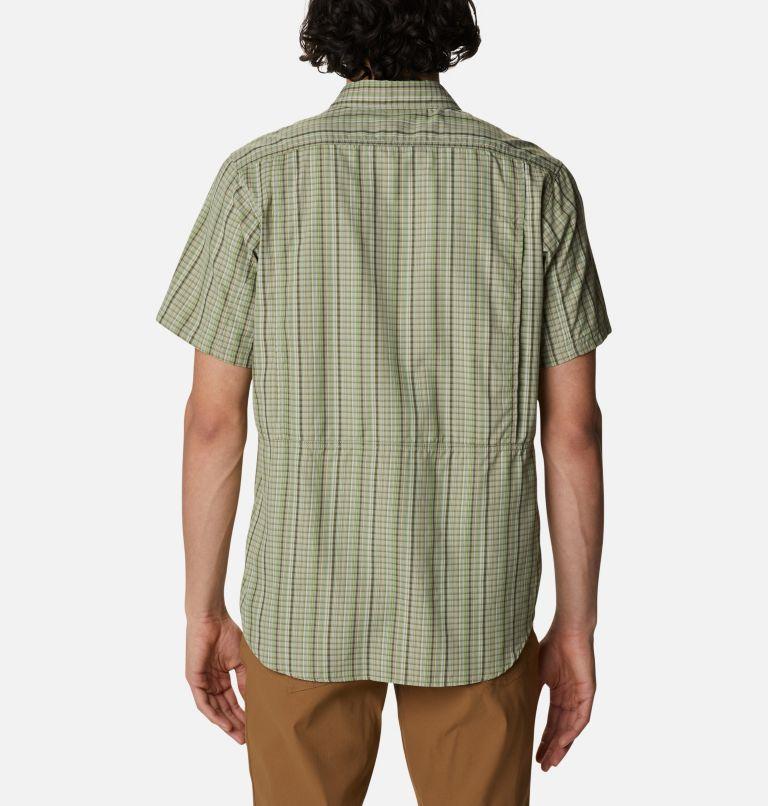 Camisa de manga corta a cuadros Silver Ridge™ 2.0 para hombre Camisa de manga corta a cuadros Silver Ridge™ 2.0 para hombre, back