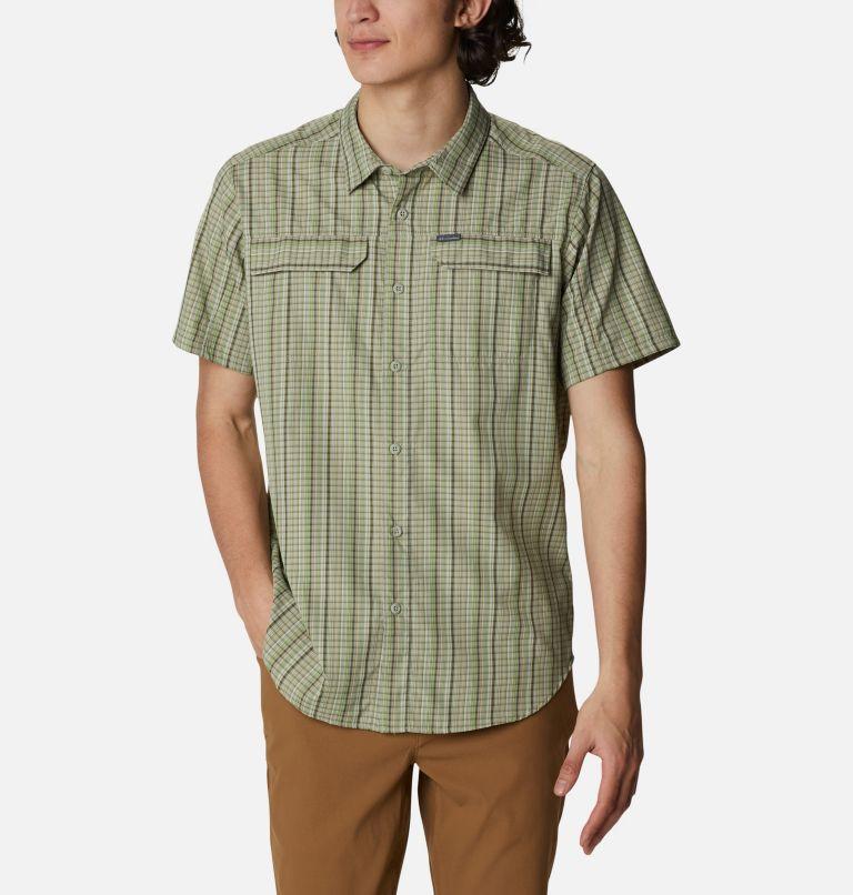 Camisa de manga corta a cuadros Silver Ridge™ 2.0 para hombre Camisa de manga corta a cuadros Silver Ridge™ 2.0 para hombre, front