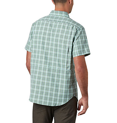 Silver Ridge™ 2.0 Kurzarmhemd mit Karomuster für Herren Silver Ridge™ 2.0 Multi Plaid  | 615 | M, Green Boa Gingham, back