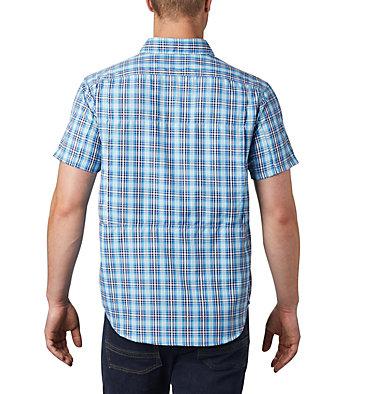 Silver Ridge™ 2.0 Kurzarmhemd mit Karomuster für Herren Silver Ridge™ 2.0 Multi Plaid  | 615 | M, Azul Gingham, back