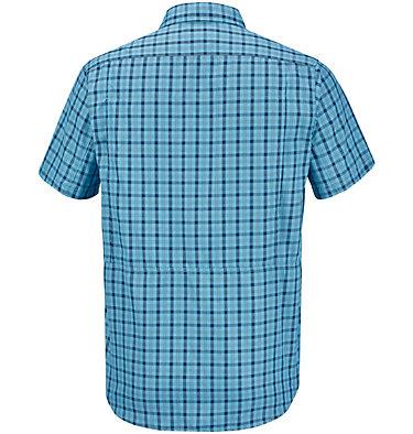 Silver Ridge™ 2.0 Kurzarmhemd mit Karomuster für Herren Silver Ridge™ 2.0 Multi Plaid  | 615 | M, Collegiate Navy Gingham, back